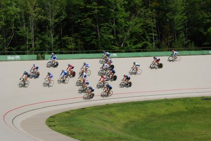 Centre National de Cyclisme de Bromont