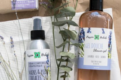 Passion Herbale Cosmétiques naturels