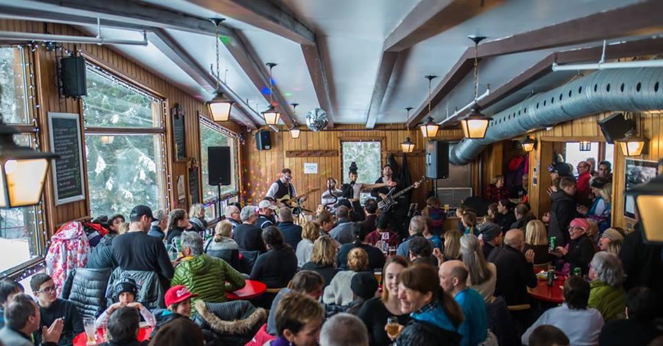 Après-ski - vendredi musique au Mont Sutton