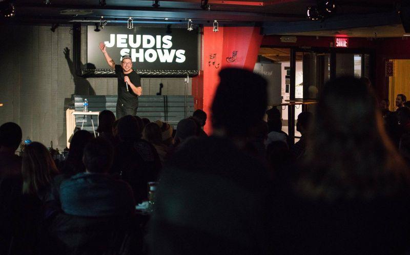 Jeudis show à Bromont Montagne d'expérience