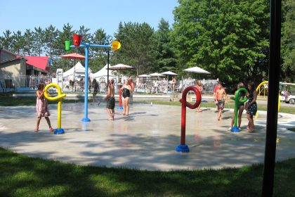 Camping Domaine Tournesol