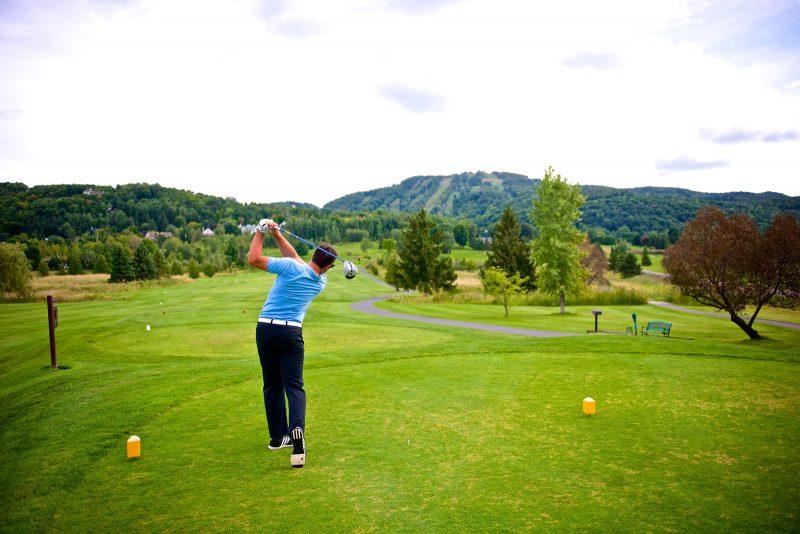 Guide de conduite pour les golfeurs