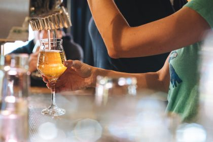 Brasserie Dunham / Table Fermière