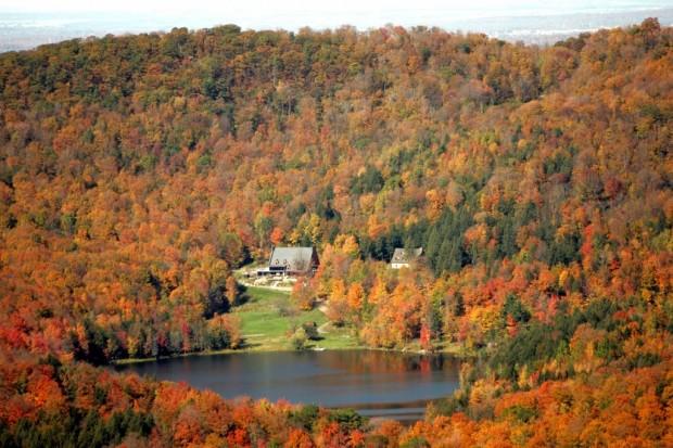 Lac Gale - Région de Brome-Missisquoi