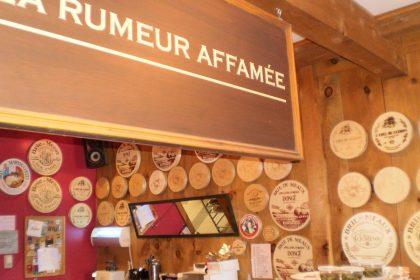 La Rumeur Affamée (Dunham)