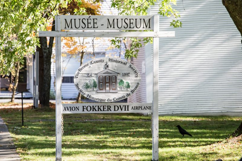Musée comté de Brome Museum