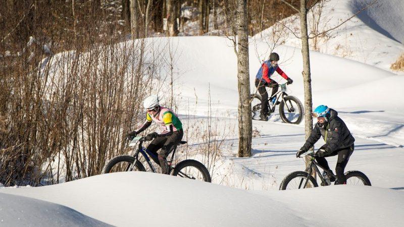 Centre National de Cyclisme de Bromont